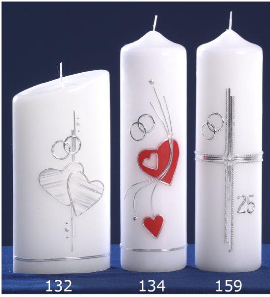 Christliche Kerzen.Christliche Kunst Buchbinderei Josef Wunsch